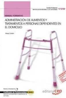 Inmaswan.es Manual Administracion De Alimentos Y Tratamientos A Personas Depe Ndientes En El Domicilio: Certificados De Profesionalidad Image