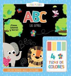 Colorroad.es Abc - Libro-pizarra(las Letras) Image