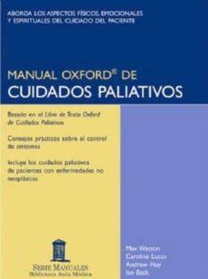 Viamistica.es Manual Oxford De Cuidados Paliativos Image