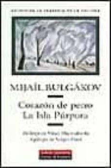 Viamistica.es Corazon De Perro: La Isla Purpura Image