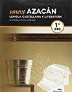 Emprende2020.es Nuevo Azacán. Lengua Castellana Y Literatura 1(l+cd) Image