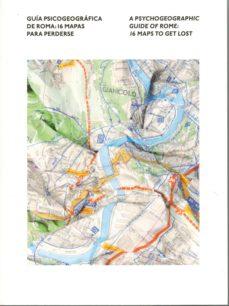 Titantitan.mx Guía Psicogeográfica De Roma: 16 Mapas Para Perderse Image
