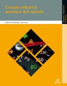 Colorroad.es Circuits Elèctrics Auxiliars Del Vehicle Ed 2012 Catala (Electromecanica De Vehiculos) Image
