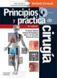 Descarga un libro gratis en línea DAVIDSON. PRINCIPIOS Y PRÁCTICA DE CIRUGÍA 6ª ED. en español 9788490224786