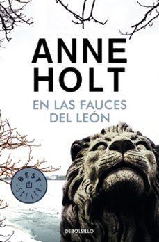 Descarga de la colección de libros electrónicos de Android de Google EN LAS FAUCES DEL LEON (HANNE WILHELMSEN 4) (Literatura española) de ANNE HOLT iBook PDF ePub