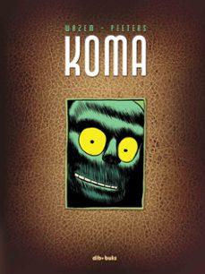 Lofficielhommes.es Pack Koma (Incluye Los Seis Volumenes) Image