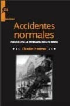 accidentes normales-charles perrow-9788493665586