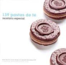139 pastas de té: recetario especial-9788493758486