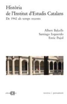Cdaea.es Historia De L´institut D´estudis Catalans De 1942 Al Temps Recent S Image