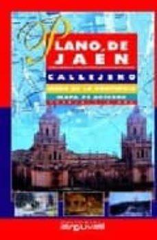 plano de jaen: callejero: mapa de la provincia: mapa de accesos ( 1:3600)-9788495948786
