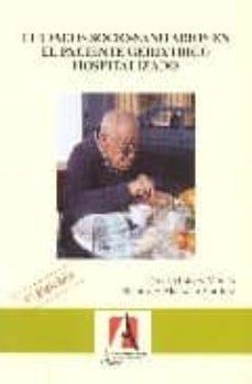 CUIDADOS SOCIO-SANITARIOS EN EL PACIENTE GERIATRICO HOSPITALIZADO (3ª ED.) - CARMEN GALVEZ MONTES | Triangledh.org