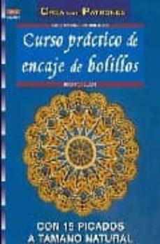 curso practico de encaje de bolillos-brigitte bellon-9788496777286
