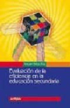 Chapultepecuno.mx Evaluacion De La Eficiencia En La Educacion Secundaria Image