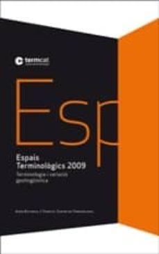 Trailab.it Espais Terminologics 2009. Termcat Image