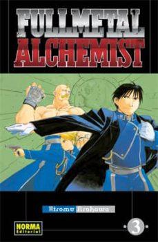 fullmetal alchemist 3 (4ª ed.)-hiromu arakawa-9788498148886