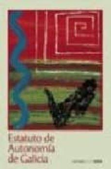 estatuto de autonomia de galicia-9788498180886