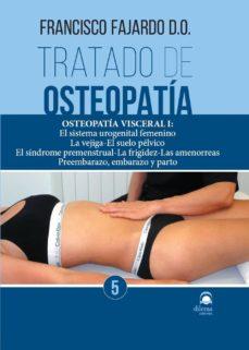 tratado de osteopatía 5-francisco fajardo ruiz-9788498273786