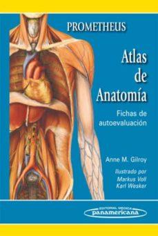 Descargar gratis e books nook PROMETHEUS: ATLAS DE ANATOMIA. FICHAS DE AUTOEVALUACION
