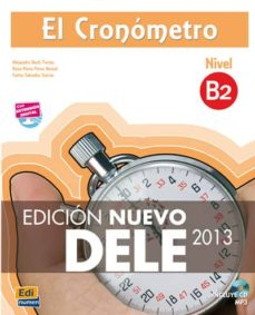Gratis kindle descargas de libros de google CRONOMETRO B2 NUEVO 2013 FB2 MOBI de  in Spanish 9788498485486