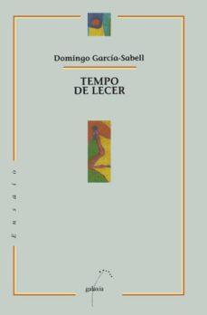 tempo de lecer (ebook)-domingo garcia sabell-9788498659986