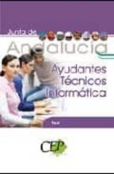 Encuentroelemadrid.es Test Oposiciones Ayudantes Tecnicos Informatica Junta De Andaluci A Image