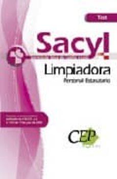 Emprende2020.es Test Oposiciones Limpiadora Personal Estatutario Servicio De Salu D De Castilla Y Leon (Sacyl) Image