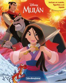 Valentifaineros20015.es Mulan. Libroaventuras (Incluye Un Tablero Y Figuras Para Jugar) Image