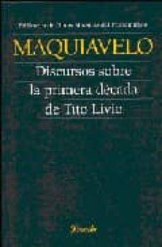 Debatecd.mx Discursos Sobre La Primera Decada De Tito Livio Image