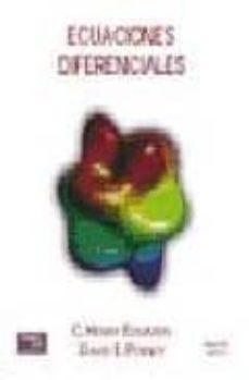 Encuentroelemadrid.es Ecuaciones Diferenciales (4ª Ed.) Image