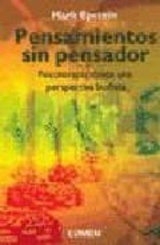 Debatecd.mx Pensamientos Sin Pensador: Psicoterapia Desde Una Perspectiva Bud Ista Image