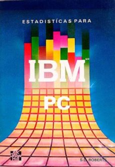 ESTADÍSTICAS PARA IBM/PC - VVAA | Triangledh.org