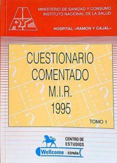 Cronouno.es Cuestionario Comentado M.i.r. 1995. Tomo I Image