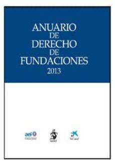 anuario de derecho de fundaciones 2013-santiago muñoz machado-2910018779196