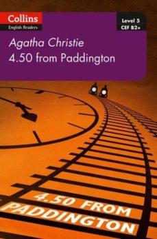 4.50 from paddington: b2+ level 5 (collins agatha christie elt readers)-agatha christie-9780008262396