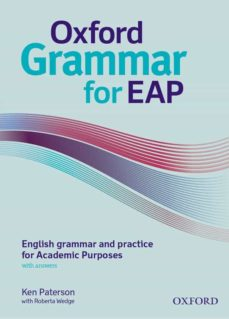 oxf grammar for eap sb w/k-9780194329996