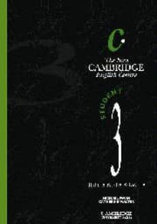 Descargar THE NEW CAMBRIDGE ENGLISH COURSE 3 STUDENTS BOOK gratis pdf - leer online