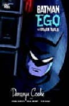 batman: ego and other tales-darwin cooke-9781401213596