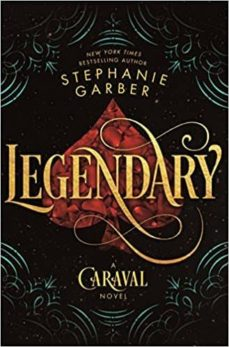 Descargar libros de google completos gratis LEGENDARY (CARAVAL 2) PDB DJVU CHM de STEPHANIE GARBER in Spanish