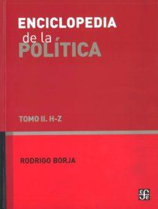 Cdaea.es Enciclopedia De La Politica (Vol. 2) Image