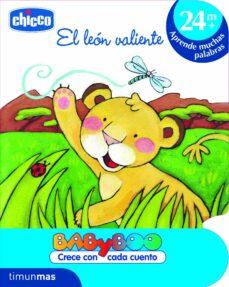 Eldeportedealbacete.es El Leon Valiente (+ 24 Meses: Aprende Nuevas Palabras) Image