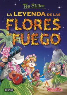 Vinisenzatrucco.it Pack Tea Stilton 15:la Leyenda De Las Flores De Fuego + Sorpresa Image