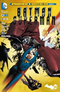 BATMAN/SUPERMAN NÚM. 10 - GREG PAK | Triangledh.org