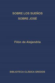 sobre los sueños. sobre josé. (ebook)-filon de alejandria-9788424932596