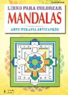 Ojpa.es Mandalas. Libro Para Colorear - Arte-terapia Antiestres Image