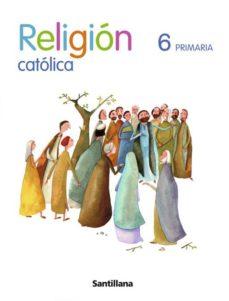 Debatecd.mx Religion Catolica 6º Primaria (Ed. 2009) Image
