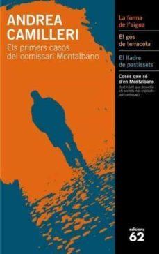 Followusmedia.es Els Primers Casos Del Comissari Montalbano (Estoig 3 Llibres) Image