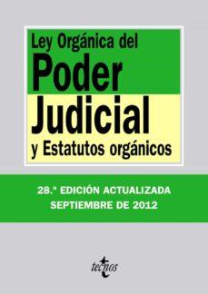 Vinisenzatrucco.it Ley Organica Del Poder Judicial (28ª Ed.) Image
