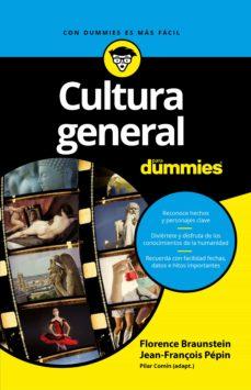 CULTURA GENERAL PARA DUMMIES EBOOK