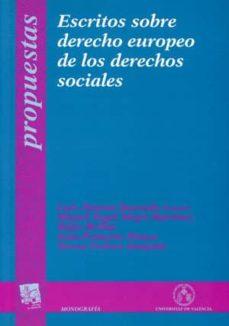 Alienazioneparentale.it Escritos Sobre Derecho Europeo De Los Derechos Sociales Image