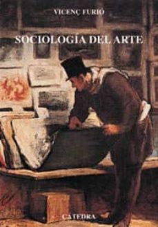 sociologia del arte-vicenç furio-9788437618296